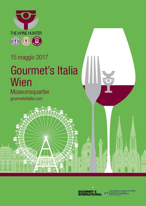 Ornella Molon al Gourmet's Italia a Vienna Ornella Molon