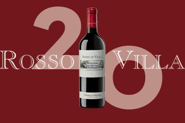 Rosso di Villa 2012 | Taste the new! Ornella Molon