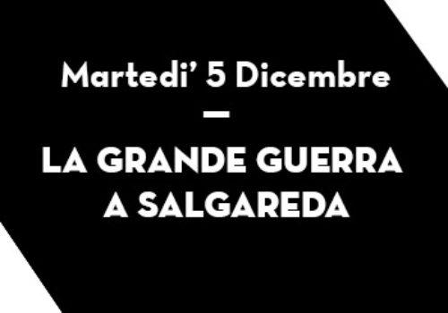 LA GRANDE GUERRA A SALGAREDA Ornella Molon