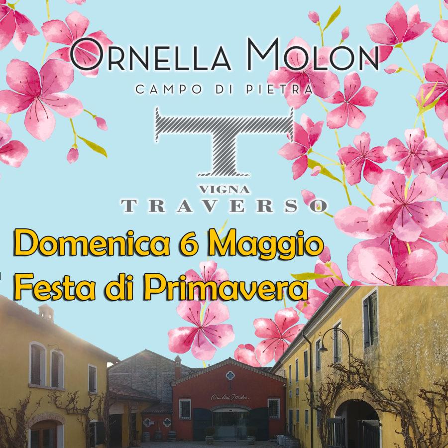 Festa di Primavera, Ornella Molon! Ornella Molon