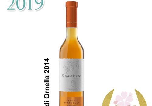 MEDAGLIA D'ORO al Sakura Woman Wine Awards in Giappone Ornella Molon
