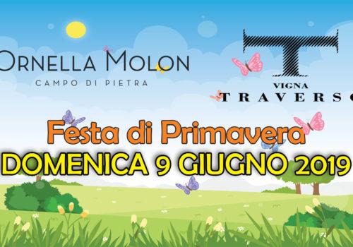 Festa di Primavera 09.06.2019! Ornella Molon
